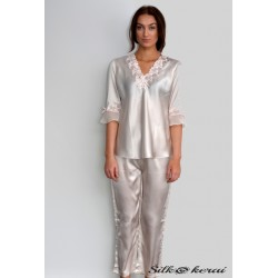 Šilkinė pižama PI10087