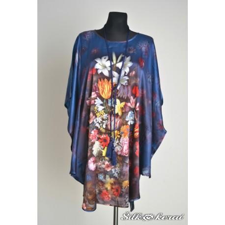 Šilkinė suknelė SU10125