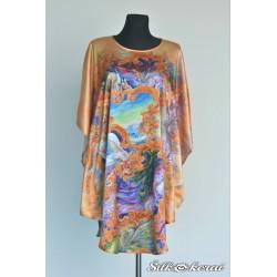 Šilkinė-suknelė-banga